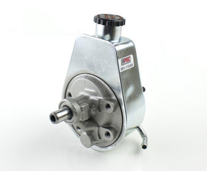 High Performance Power Steering Pump, P Pump 5/8 SAE Inverted Flare Press 1979 and Older GM PSC Performance Steering Components