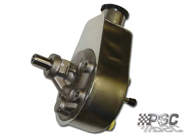 High Performance Power Steering Pump, P Pump 5/8 SAE Inverted Flare Press 1972-79 Jeep CJ with AMC 258/304 PSC Performance Steering Components