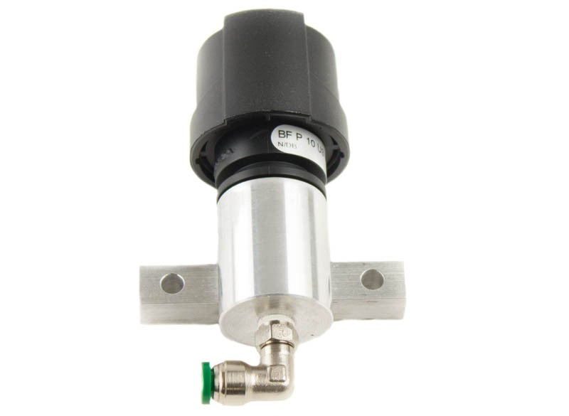 Anti-Splash Valve (ASV) with Pressure Relief for Remote Reservoir Systems PSC Performance Steering Components