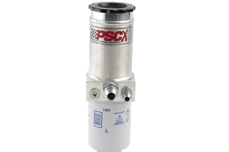 SR500 Remote Reservoir Kit with External Spin-On Filter PSC Performance Steering Components