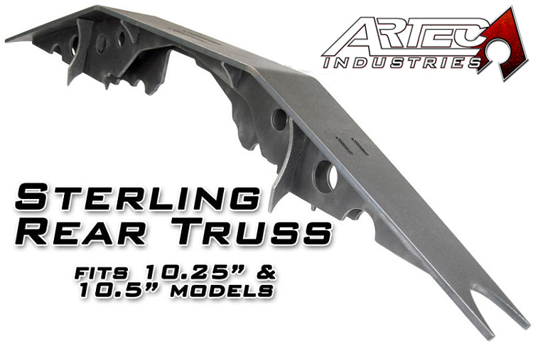 Sterling 10.25 Rear Truss Artec Industries