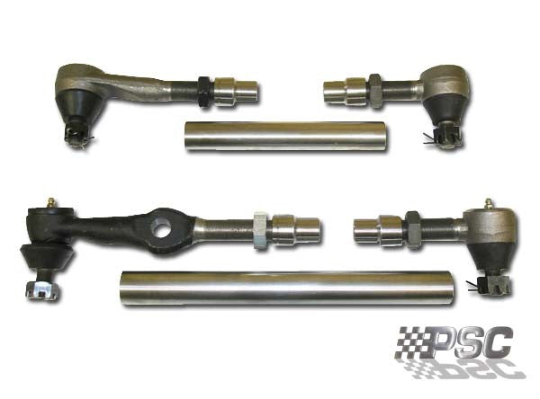Heavy Duty Tie Rod/Drag Link Kit 1.375 Inch PSC Steering