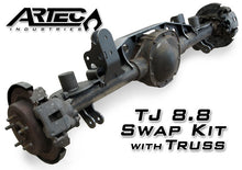 Load image into Gallery viewer, TJ 8.8 Swap Kit W/Truss 97-06 Wrangler TJ Artec Industries