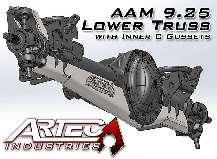 AAM 9.25 Lower Truss W/Inner C Gussets Artec Industries