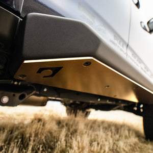 Toyota 4Runner 5G Premium Rock Sliders with Aluminum Skids Artec Industries