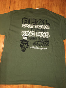 Real One Tons Have Kingpins T-Shirt