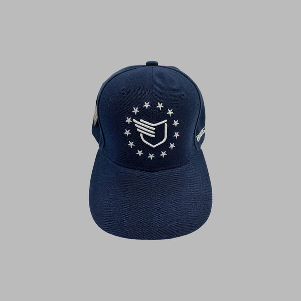 NEW! Freedom Navy Hat 🇺🇸 - The Badge Life