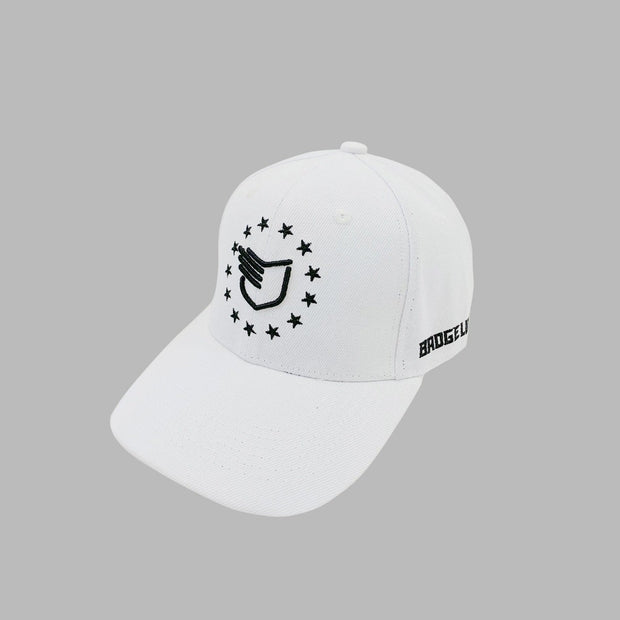 NEW! Freedom White Hat 🇺🇸 - The Badge Life