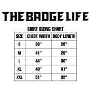 NEW! Barcode Strength Tee - The Badge Life