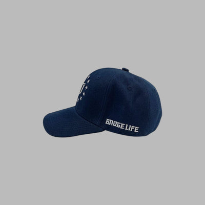 NEW! Freedom Navy Hat - The Badge Life