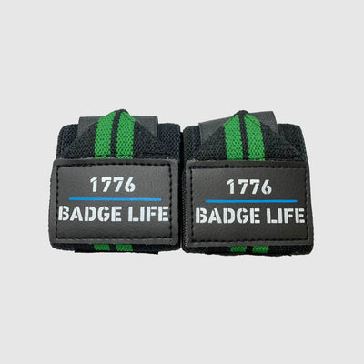 1776 Heavy Duty Wrist Wraps Set - The Badge Life