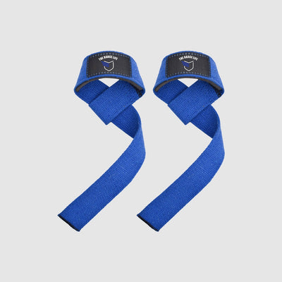 Lifting Straps - Blue - The Badge Life