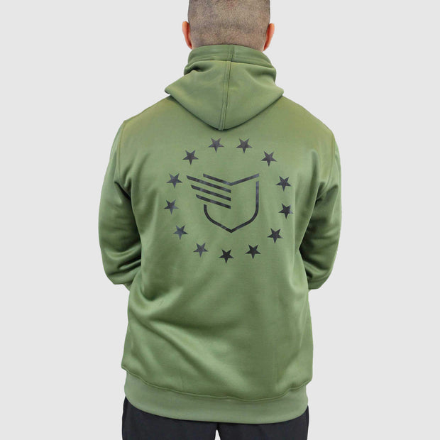 NEW Freedom Hoodie™ - The Badge Life