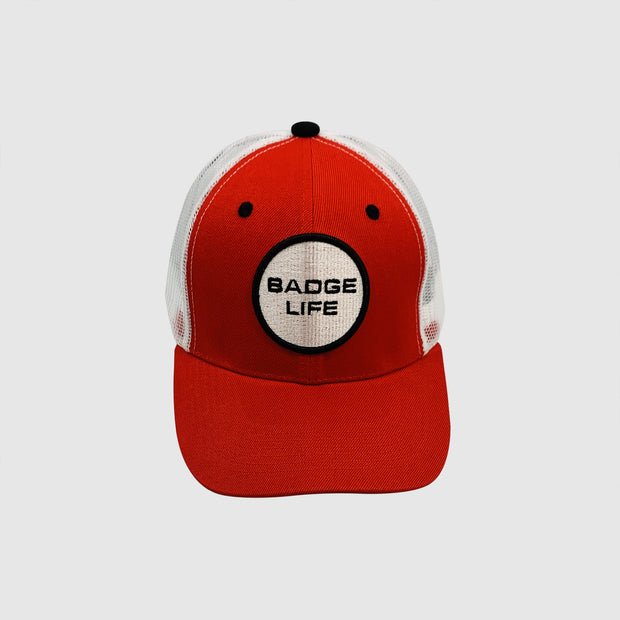 Badge Life Red Hat - The Badge Life