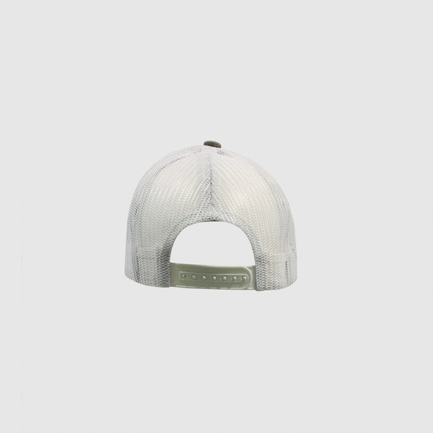 Off Set Logo Hat - The Badge Life