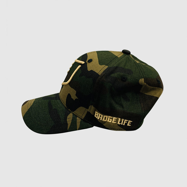 Badge Life Camo - The Badge Life