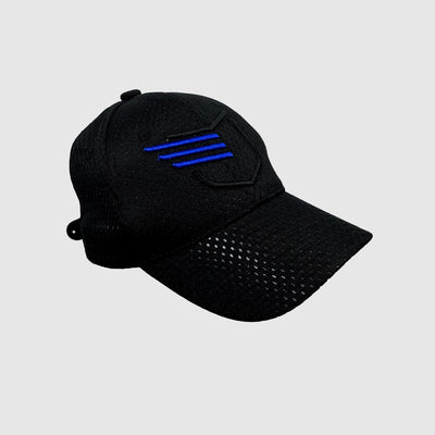 V3 Thin Blue Line Flag Hat 👮‍♀️ - The Badge Life
