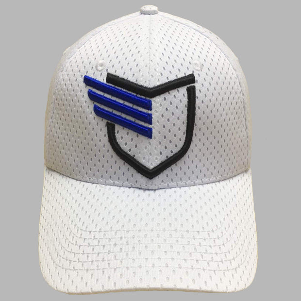 Thin Blue Line Hat 👮‍♀️ - The Badge Life