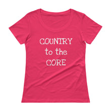 Load image into Gallery viewer, Core Country Scoopneck Tee