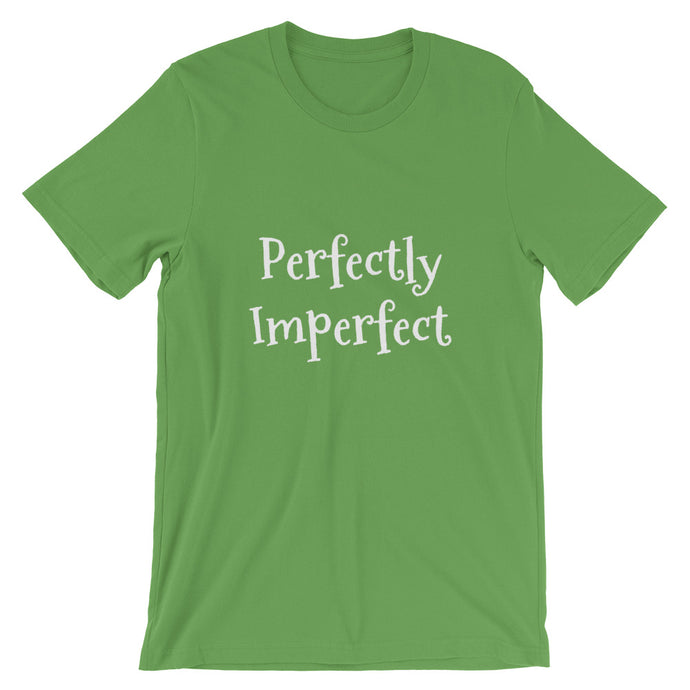 Perfectly Imperfect Unisex Tee