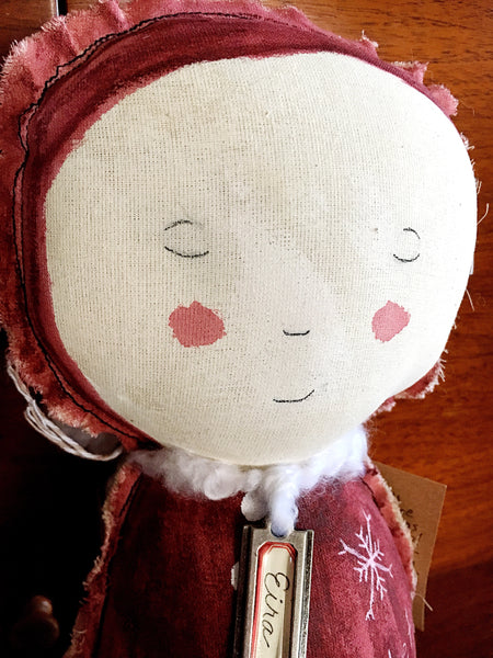 Eira - Artisan Doll - Winter Collection - Let it Snow