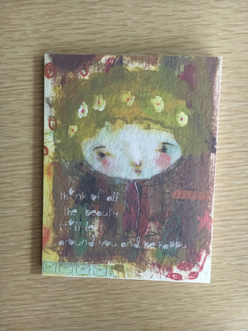 Be Happy - Greeting Card - Encourage One Another