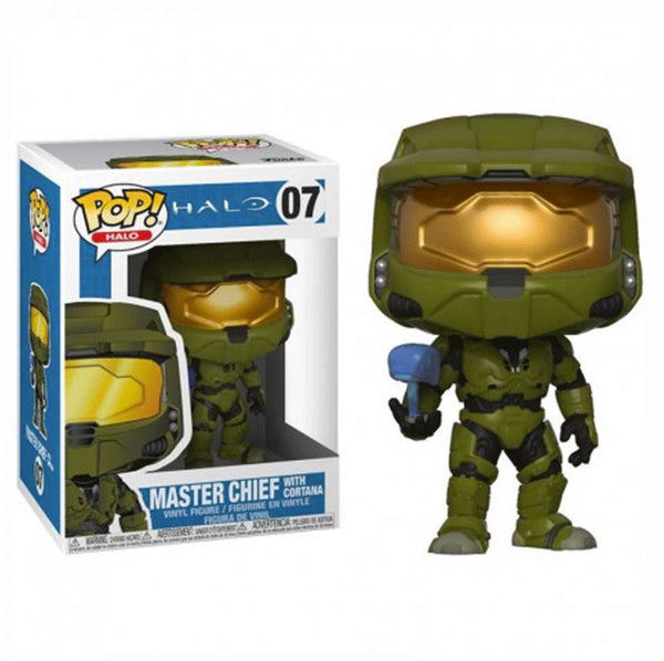 Master Chief con Cortana