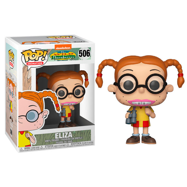 Nickelodeon 90's The Wild Thornberrys Eliza