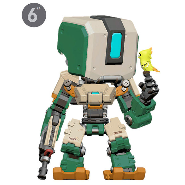 Overwatch Bastion series 5 15cm