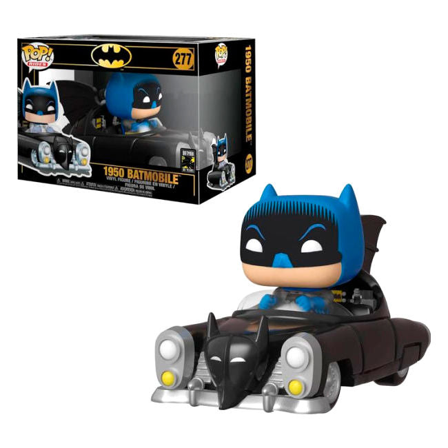 DC Comics Batman 80th 1950 Batmobile