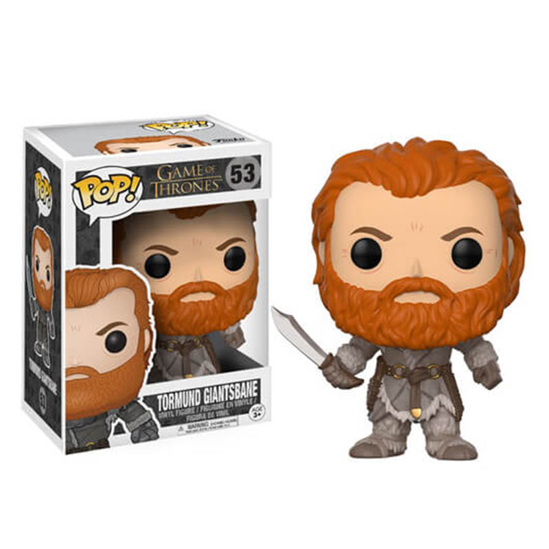funko pop tormund giantsbane