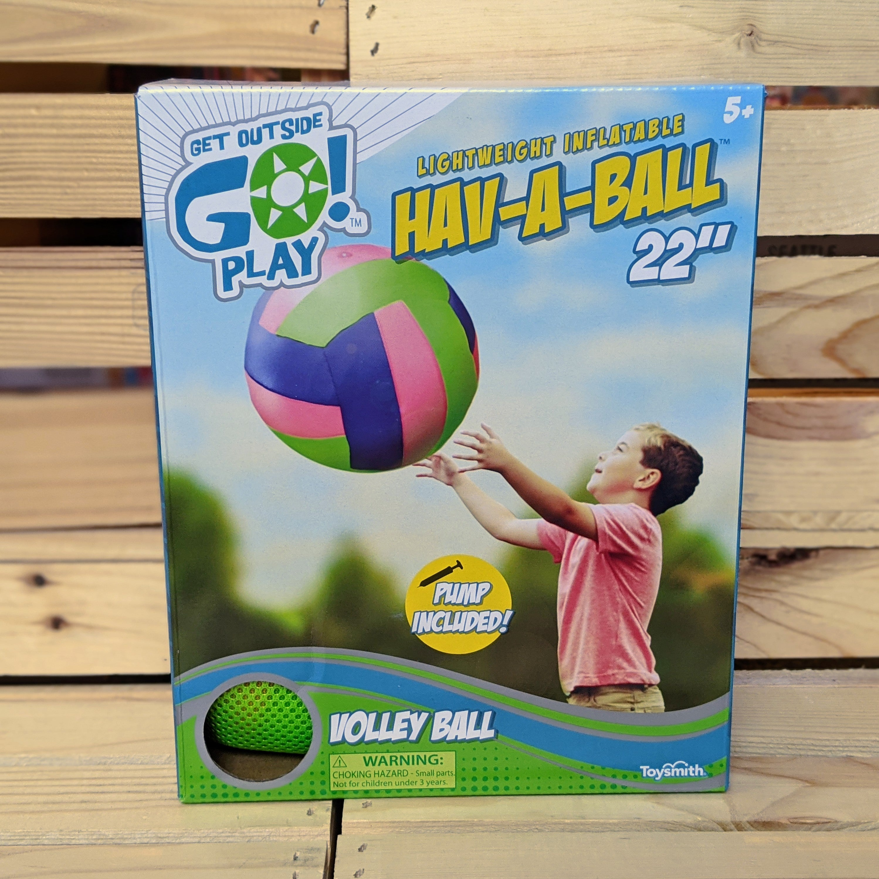 Giant Volley Ball 22""