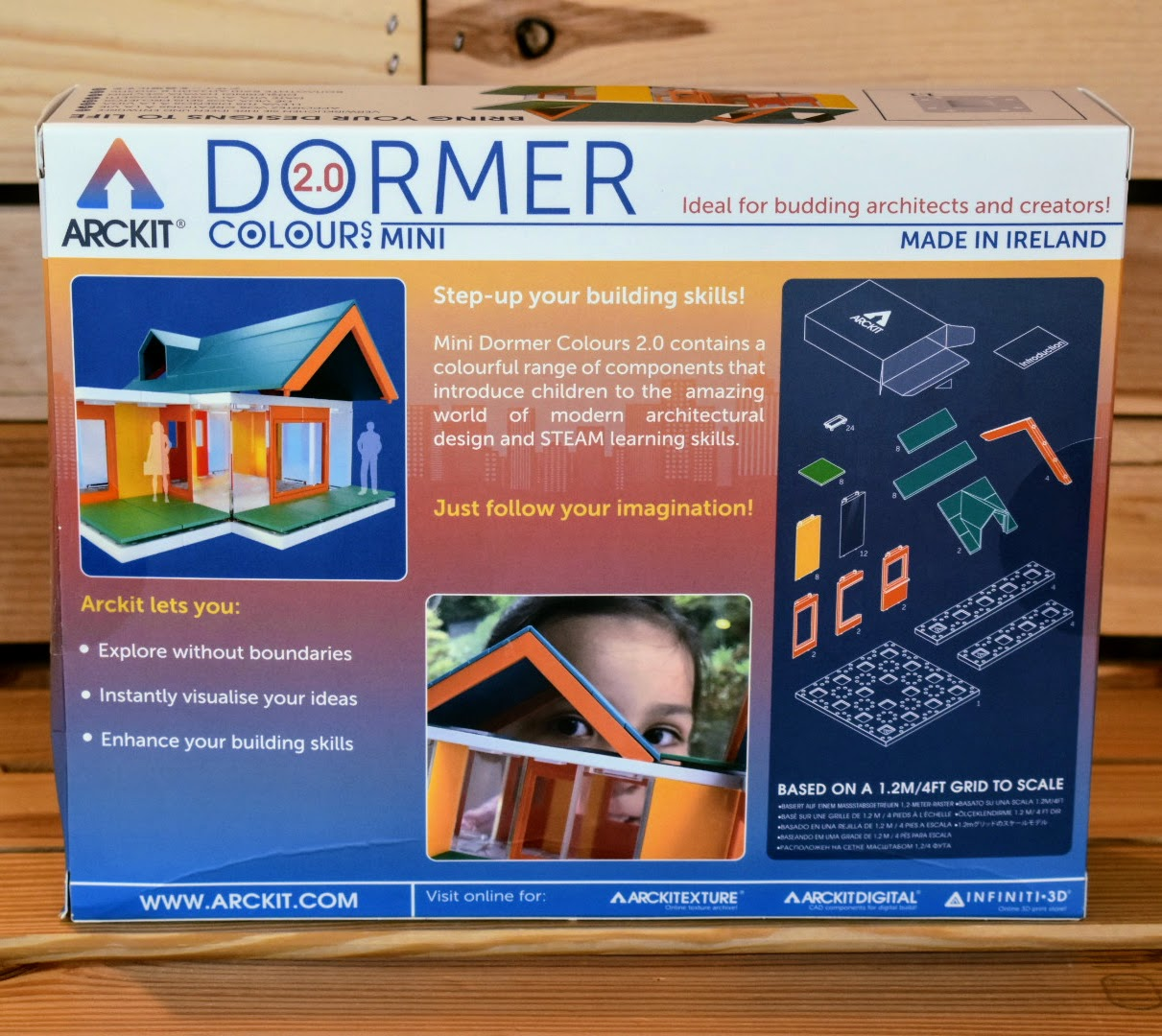 Arckit Dormer 2.0 Colours Mini