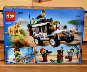 LEGO City Safari Off-Roader