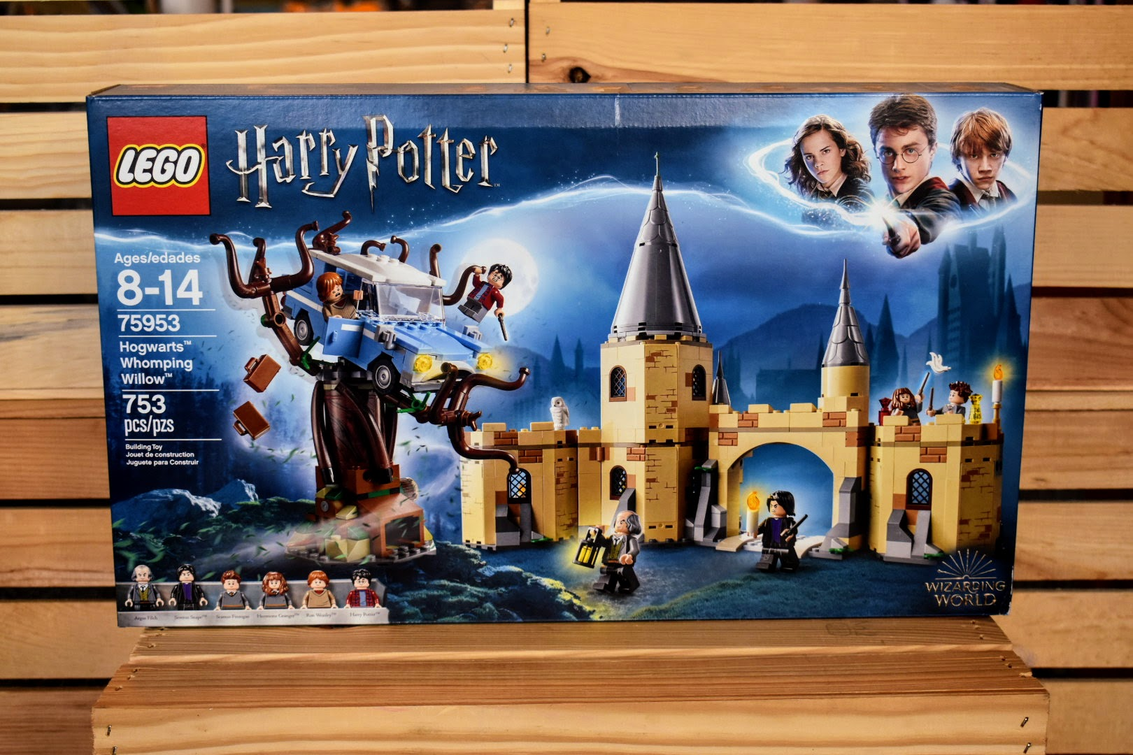 LEGO Harry Potter Hogwarts Whomping Willow