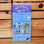 Floss and Rock Wooden Magnetic Dress Up Alfie