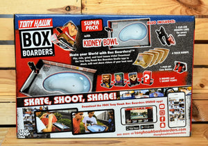Tony Hawk Box Boarders Super Pack