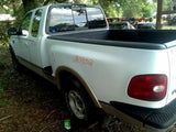Rear Bumper Chrome Flareside Fits 97-99 FORD F150 PICKUP 338395