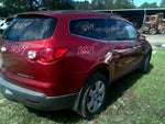 Rear Bumper Single Exhaust With Rear Park Assist Fits 09-12 TRAVERSE 340738