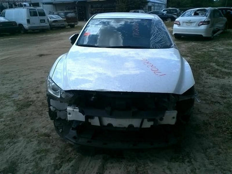 Coolant Reservoir Fits 13-14 MAZDA CX-5 258333