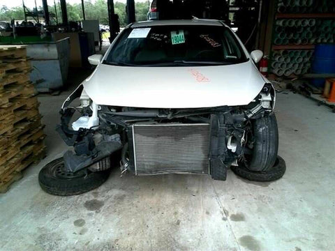 Driver Sun Visor Without Illumination Sedan Fits 14-16 FORTE 353592