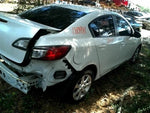 Wash Reservoir Sedan Standard Capacity Fits 10-11 MAZDA 3 351287