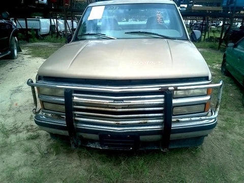 Power Steering Pump Brake Opt JB5 Fits 97-00 CHEVROLET 2500 PICKUP 350904