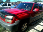 Driver Left Rear Side Door Fits 02 AVALANCHE 1500 281969