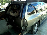 Driver Rear Side Door Fits 02-04 ENVOY XL 289387