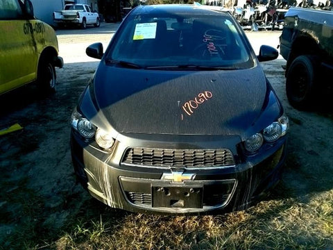 Driver Strut Without Sport Ride Suspension System Fits 12-16 SONIC 298501