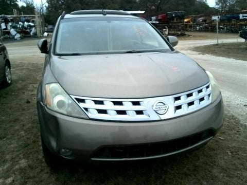 Driver Left Headlight Xenon HID Fits 03-04 MURANO 307658