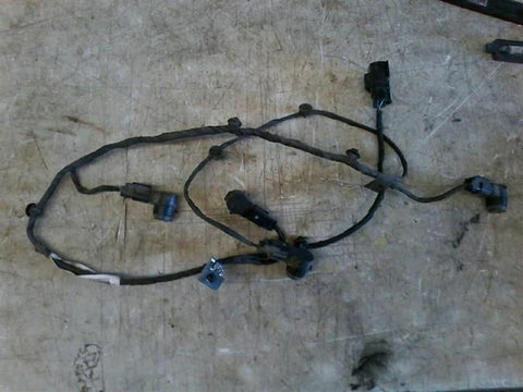 0263003929 BACK UP REVERSE PARK ASSIST SENSOR HARNESS WIRE ENCLAVE 2009 317696