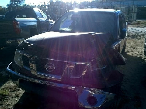 Passenger Side View Mirror Power Textured Black Fits 05-16 FRONTIER 300631