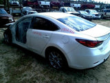 Driver Rear Side Door Without Automatic Down System Fits 14-15 MAZDA 6 258275